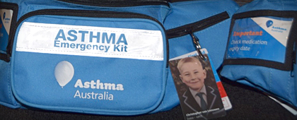Christopher Van Leeuwen Asthma Foundation