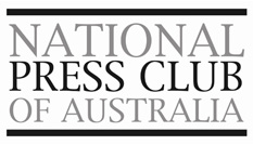 National Press club of Australia